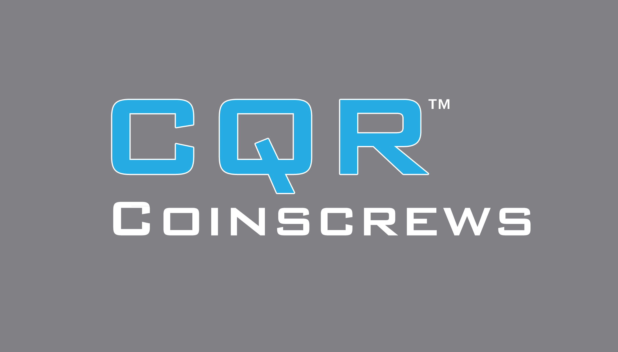 CQR Coin Screws